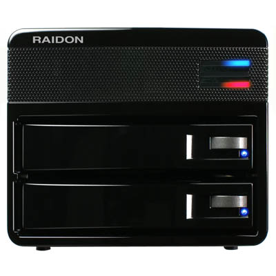 "ICY BOX GR3650-B3 SOHO-RAID RAID 0,1,JBOD, for 2x 3,5""SATA-HDD, USB3.0 /12227 Θήκη για 2 x 3.5'' σκληρούς δίσκους SATA"