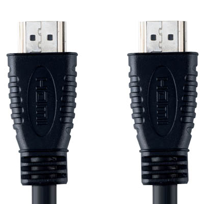 VVL1201 HDMI-A M - HDMI-A M 1.0m Καλώδιο εικόνας - ήχου Bandridge Value line, hdmi 1.4 male - hdmi 1.4 male σε μήκος 1m.