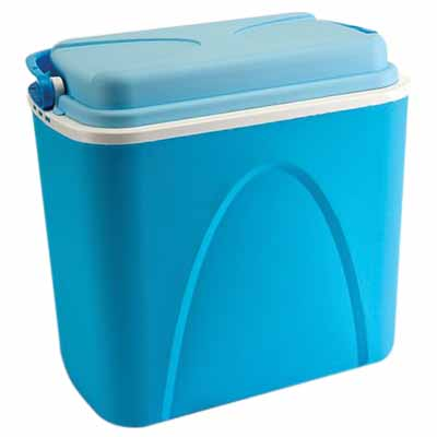 ED 45966 COOL BOX 24LTR BLUE/WHITE Φορητό ψυγείο 24L