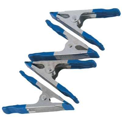 KINZO 71862 SPRING CLAMPS 4PCS 100MM