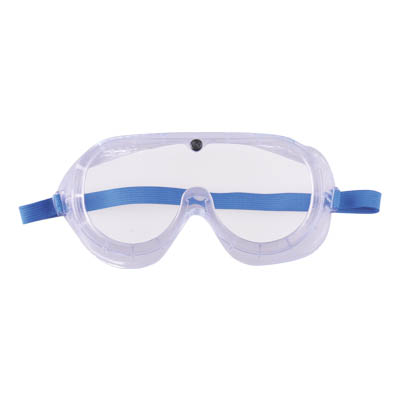 KINZO 71880 SAFETY GLASSES SOFT PVC SLIDE CARD