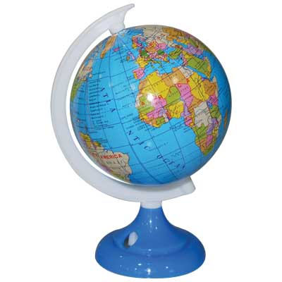 TOPWRITE 45181 PENCIL SHARPENER GLOBE