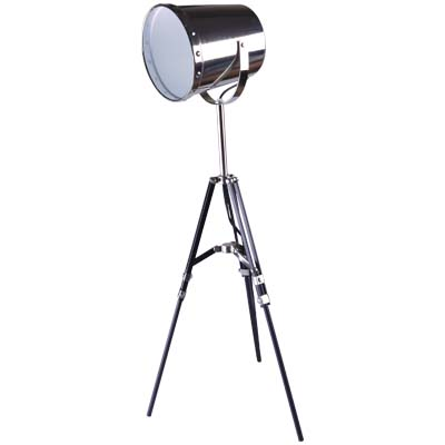 GRUNDIG 72781TABLE LAMP THEATER TRIPOD 64cm 230v E14 MAX25w Επιτραπέζιο φωτιστικό τύπου studio