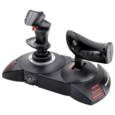 THRUSTMASTER 2960703 T-FLIGHT HOTAS X Χειριστήριο T.Flight Hotas X για PC και PS3