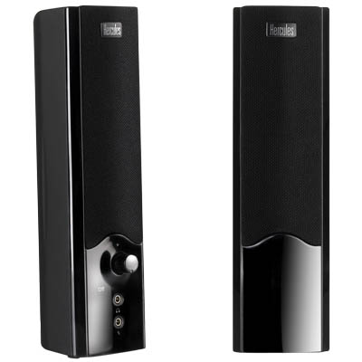 HERCULES 4780591 XPS 2.0 10 GLOSS BLACK SPEAKER KIT Σετ ηχείων 10W - XPS 2.0 10 Gloss