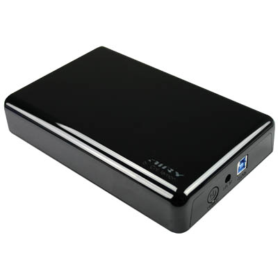 CN 69823 HDD 3,5 3 TB USB 3.0 AIRY BLACK Εξωτερικός δίσκος Airy 3.5'' 3GB USB 3.0