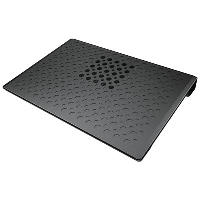 "AKASA NBC-10BK CENTAURUS NETBOOK COOLER 10"" BLACK Notebook cooler με ανεμιστήρα 80mm"