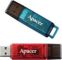 ΜΝΗΜΗ USB STICK 2.0 FLASH 32GB Apacer Handy Steno AH324