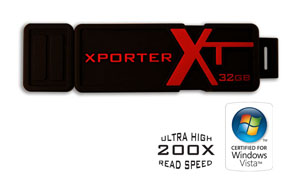 ΜΝΗΜΗ USB STICK 2.0 Patriot Xporter XT Boost 32GB