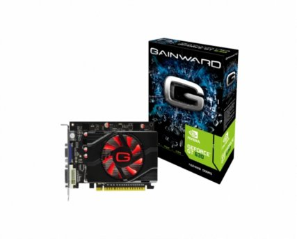 ΚΑΡΤΑ ΓΡΑΦΙΚΩΝ NVidia Gainward GT 630 1GB 2715 DDR3 128 bits