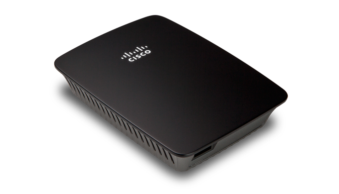 Αναμεταδότης Cisco Linksys RE1000 Wireless Repeater