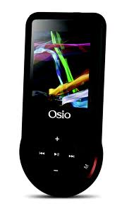 ΜΕΣΟ ΑΝΑΠΑΡΑΓΩΓΗΣ MP3 OSIO SR-4340 MULTIMEDIA PLAYER BLACK COLOUR