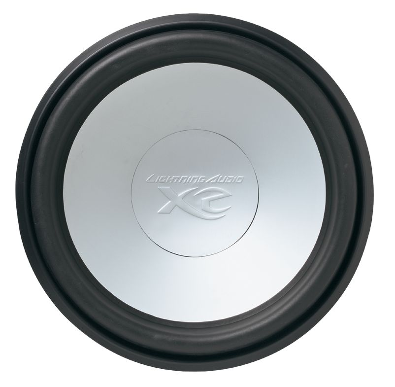 "X2.A15.V2 LIGHTNING AUDIO SUBWOOFER ΑΥΤΟΚΙΝΗΤΟΥ 15"" 1000Wrms/3000WPeak 4Ω"