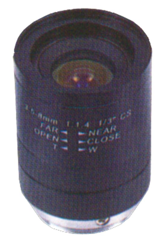 LNM-040 OEM TELE ΦΑΚΟΣ 4MM MANUAL-IRIS CS MOUNT