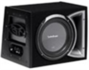 "P2L-112 ROCKFORD FOSGATE ΚΟΥΤΑ SUB 12"" PUNCH STAGE2, 4 OHM, 200W RMS / 400W MAX, ΜΕ PORT ΧΑΜΗΛΟΥ ΘΟΡΥΒΟΥ"