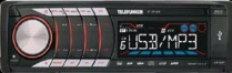 TELEFUNKEN RADIO CD HEADUNITS ΑΥΤΟΚΙΝΗΤΟΥ MP3 WMA TF 540