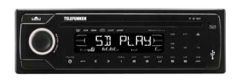 TELEFUNKEN RADIO CD HEADUNITS ΑΥΤΟΚΙΝΗΤΟΥ MP3 WMA TF 570