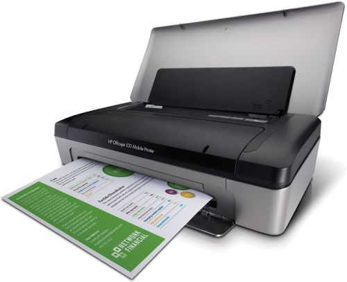 ΕΚΤΥΠΩΤΗΣ Inkjet HP Officejet 100 Mobile L411a CN551A ΕΓΧΡΩΜΟΣ COLOR PRINTER 4800 X 1200 Dpi