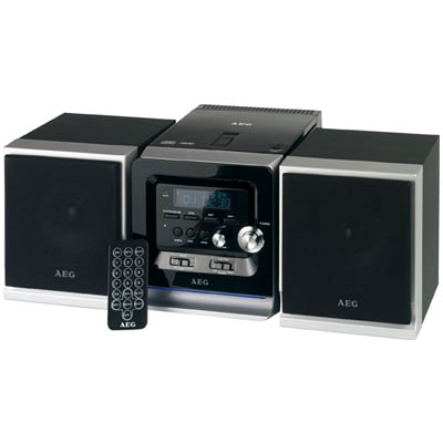 MC 4428 AEG CD/MP3 116777 Music Centre: CD/MP3/Ραδιόφωνο