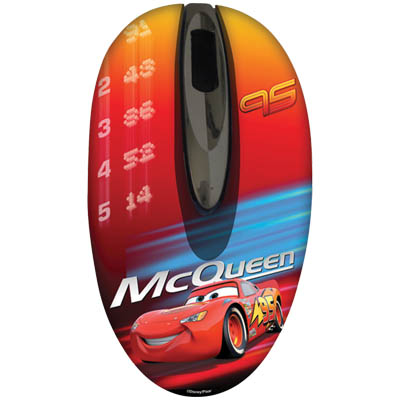 "DSY MM230 ""CARS"" MINI OPTICAL MOUSE USB Mini οπτικό ενσύρματο ποντίκι USB ""CARS"""